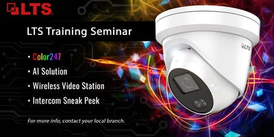 LTS Dallas Seminar