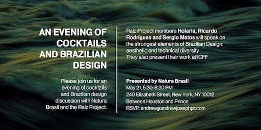 Raiz Project X Natura ICFF Cocktail Evening