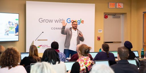 Grow with Google and Seacoast SCORE