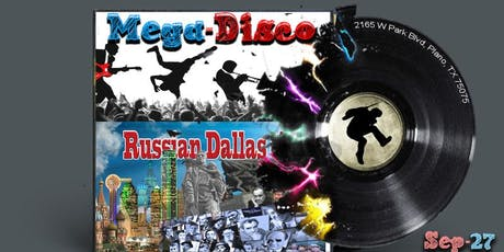 Mega Dance Russian Dallas tickets
