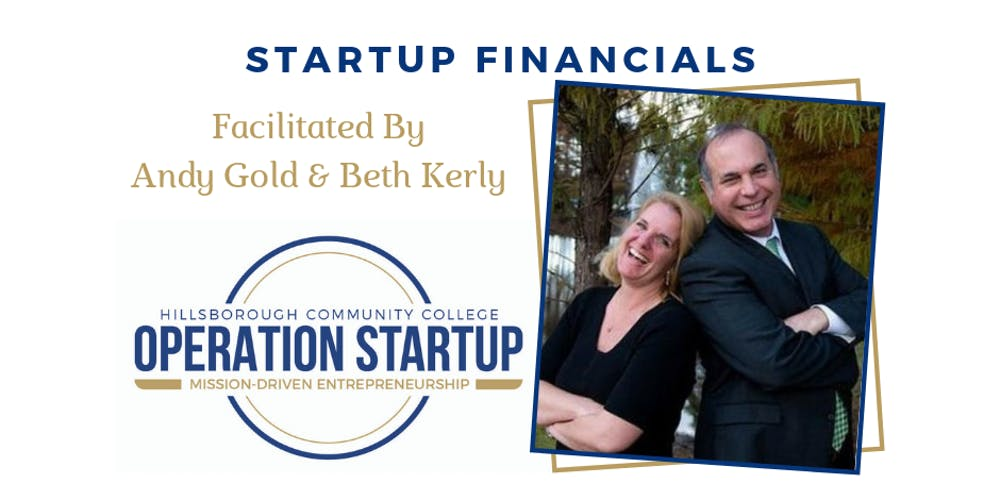 Startup Financials Tickets Thu Jul 25 2019 At 1000 Am Eventbrite