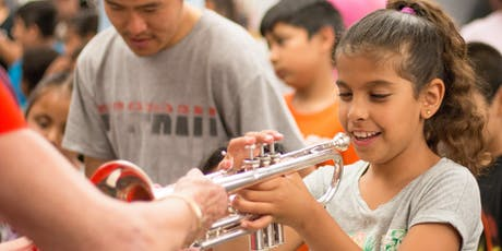 Musical Instrument Petting Zoo at Haskett Branch tickets