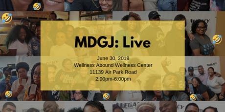 MDGJ Live tickets