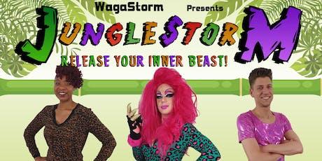 JungleStorm tickets