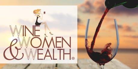Wine, Women & Wealth (Ghent)  tickets