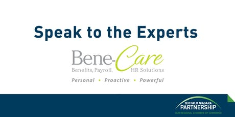Speak to the Experts at Bene-Care - Sexual Harassment Prevention Training  tickets
