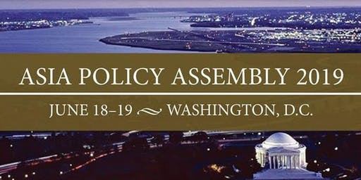 Asia Policy Assembly 2019