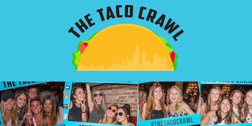 2019 Taco Crawl - Chicago's Tastiest Bar Crawl!