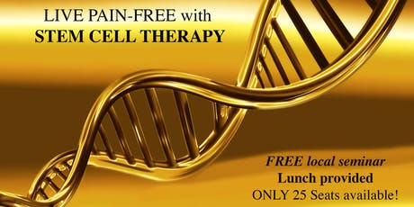 Free Seminar on Stem Cell Therapy tickets