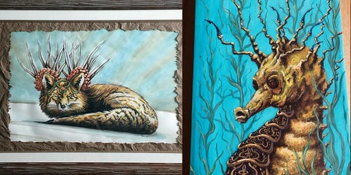 Transformation - Creatrix Realms Art Show