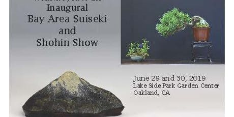 Exhibit of Suiseki Viewing Stones and Shohin Bonsai from Bay Area tickets