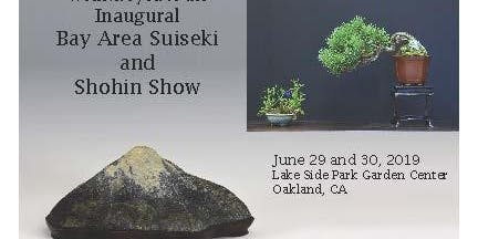 Exhibit of Suiseki Viewing Stones and Shohin Bonsai from Bay Area