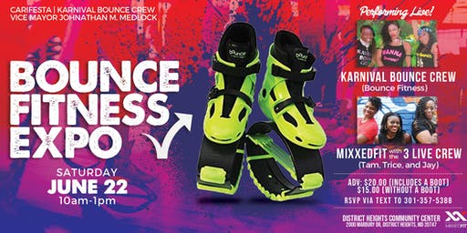 Bounce Fitness Expo