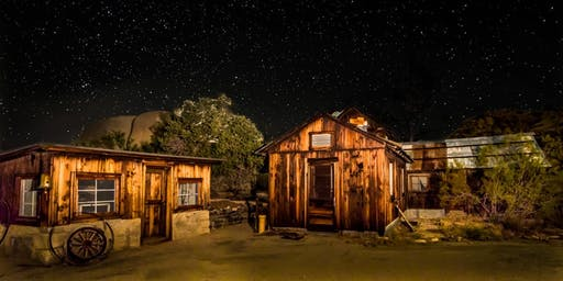 Keys Ranch Nightscape Photography Workshop Fall 2019