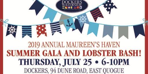 Summer Gala & Lobster Bash - Back to Dockers 2019