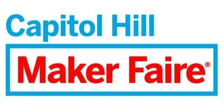 2019 Evening Capitol Hill Maker Faire  tickets