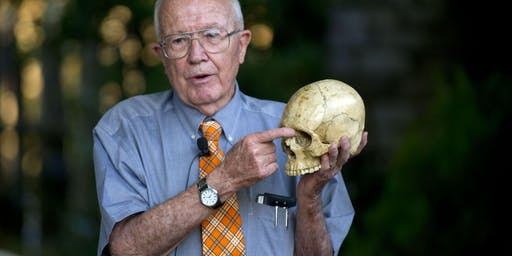 An Evening with Dr. Bill Bass from the Body Farm - June 18th, 2019