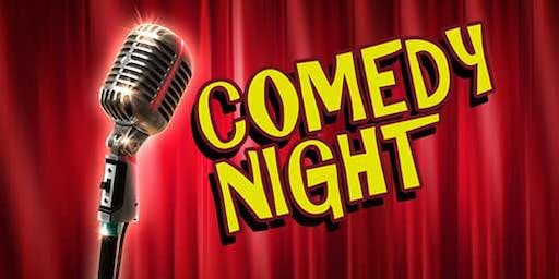 Down in The Den Comedy Night