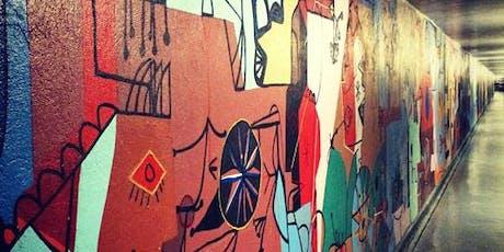 Roots of Peace: Carlos Páez Vilaró mural tours tickets