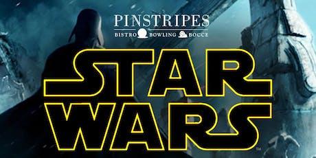 Star Wars Trivia at Pinstripes Overland Park tickets