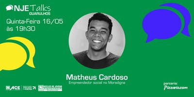 NJETalks - Matheus Cardoso