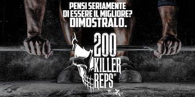 200 Killer Reps Rimini Royal