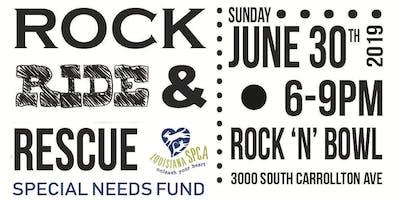 Rock, Ride & Rescue 2019