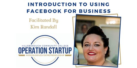 Introduction to Using Facebook for Business tickets