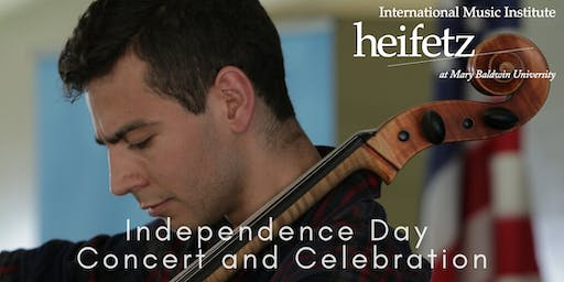 Heifetz Festival of Concerts: Independence Day Concert and Celebration (07/04/19)