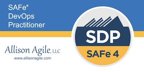 (WILL RUN!) SAFe 4.6 DevOps Certification - Dallas, TX (Oct 24/25) tickets