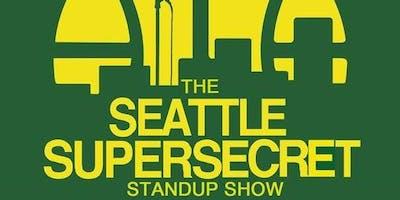 The Seattle Super Secret Standup Show #53