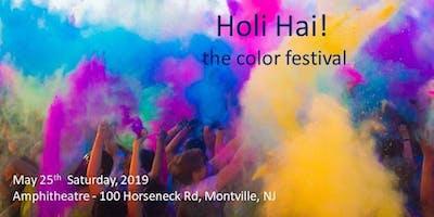 Holi Hai - the color fest