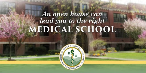 West Virginia School of Osteopathic Medicine Summer Mini Open Houses