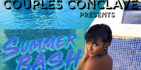 COUPLES CONCLAVE Summer Bash Pool Party  tickets