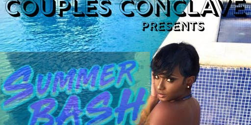 COUPLES CONCLAVE Summer Bash Pool Party