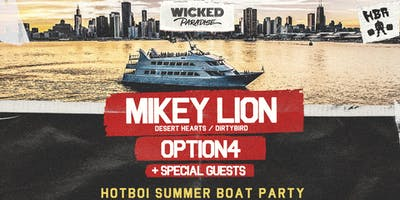 Hot Boi Records Boat Party ft. Mikey Lion & Option4