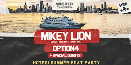 Hot Boi Records Boat Party ft. Mikey Lion & Option4 tickets