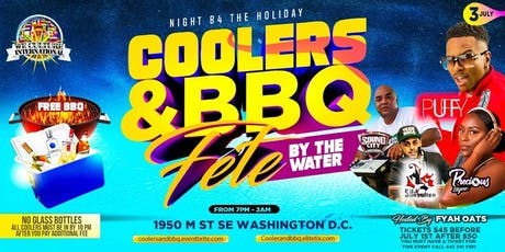 Coolers and BBQ Fete tickets