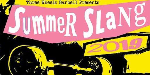 Summer Slang 2019