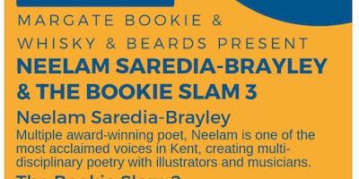 Margate Bookie Poetry Slam July 26 2019
