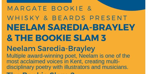 Margate Bookie Poetry Slam Write UP! special