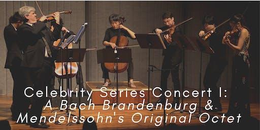 Heifetz Festival of Concerts: Celebrity Series (07/05/19)
