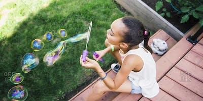 Black Mommy Potluck: Backyard Fun