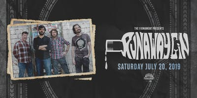 Runaway Gin - a Tribute to Phish returns to Greenville | July 20th 2019
