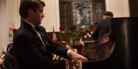 Goldberg Variations performed by Deiran Manning tickets