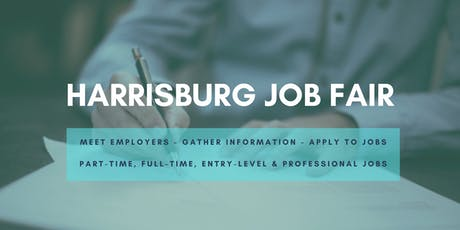 Harrisburg Job Fair - Jun 25, 2019 Job Fairs & Hiring Events in Harrisburg PA tickets