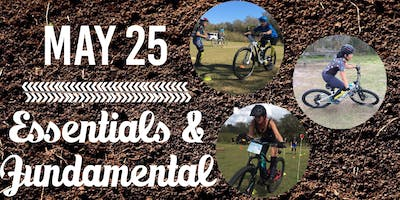 (5 SPOTS LEFT) AJ'S MOUTAINBIKE BICP SKILLS: ESSENTIALS & FUNDAMENTALS
