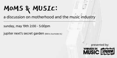 Moms & Music: A Discussion On Motherhood and the Music Industry