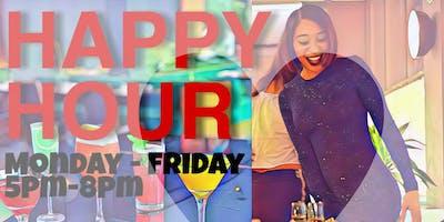 LOVE MY HAPPY HOUR!- WE LIT! - LIVE DJ
