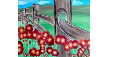 Shullgate Park - Country Side View - Paint Party
